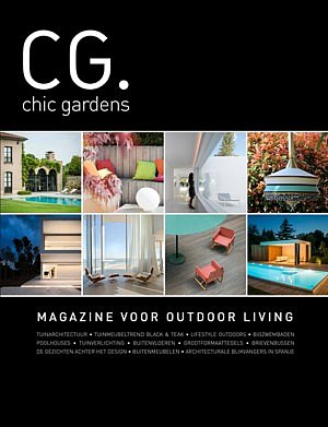 Chic gardens_MAGAZINE VOOR OUTDOOR LIVING_njaar 2017
