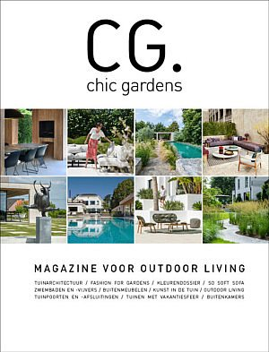 Chic gardens outdoor living tuinarchitectuur fashion for gardens zwembaden zwemvijvers buitenmeubelen kunst in de tuin outdoor living tuinpoorten tuinafsluiting buitenkamers stijn cornilly Puur groenprojecten Joost Tuinarchitectuur Ken Verels Renson Tuinen Van Vlasselaer De Telder Tuinen Cools Tuinaanleg Ludo Dierckx Tuinen Hoornaert UmbrisBalu Pouleyn Trivium Hugo Voeten Odile Kinart Stijn Phlypo Tuindesign Groene Plan LPW Pools Formino