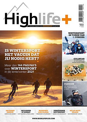 magazine rond wintersporten higlife highlife+ skiên